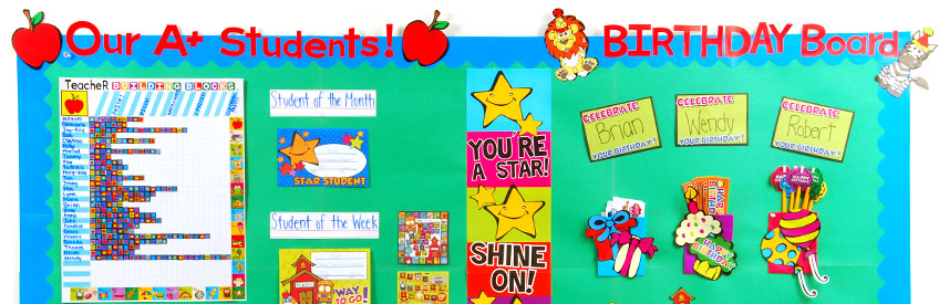 Classroom Decorations - School and Office
