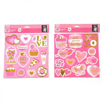Valentine's Day Simply Sweet Magnets