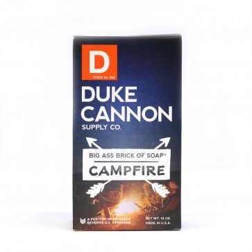 Big Ass Brick of Soap - Campfire by Duke Cannon Supply Co.