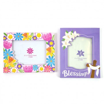 Easter Photo Frame by FLOMO