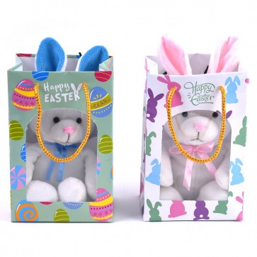 Easter Plush Bunny in Window Bag by FLOMO