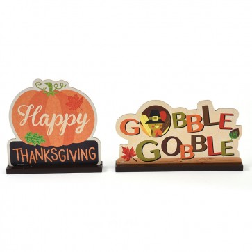 Thanksgiving Tabletop Centerpieces by FLOMO