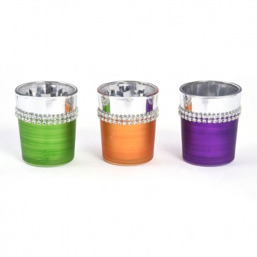 Harvest Votive Candle Holders by FLOMO