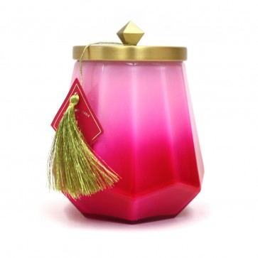 Laurel Glass Jar Candle - Thai Lily by Illume