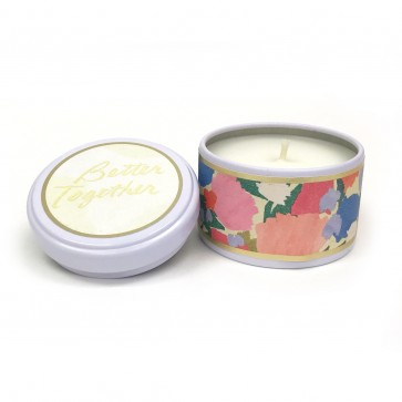 Happy Go Lucky Pineapple Cilantro Tin Candle by Illume