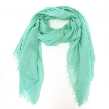 Classic Insect Shield Women's Summer Scarf - Seafoam Green by Tickled Pink
