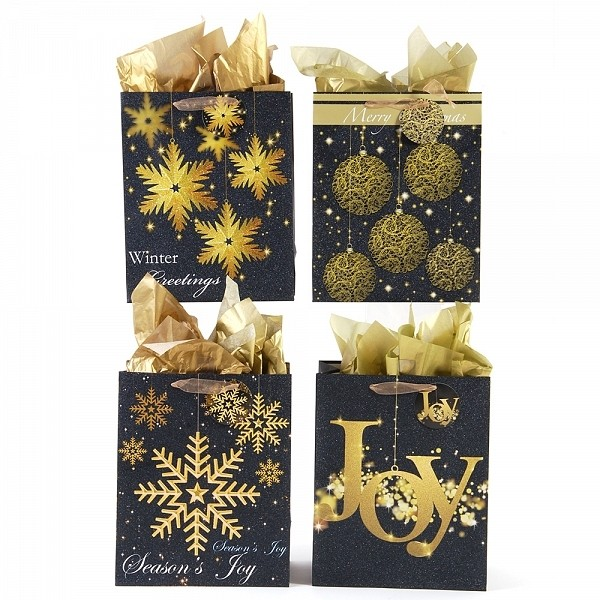 ... Christmas Gift Bags. Zoom  sc 1 st  Glitzzie & FLOMO Large