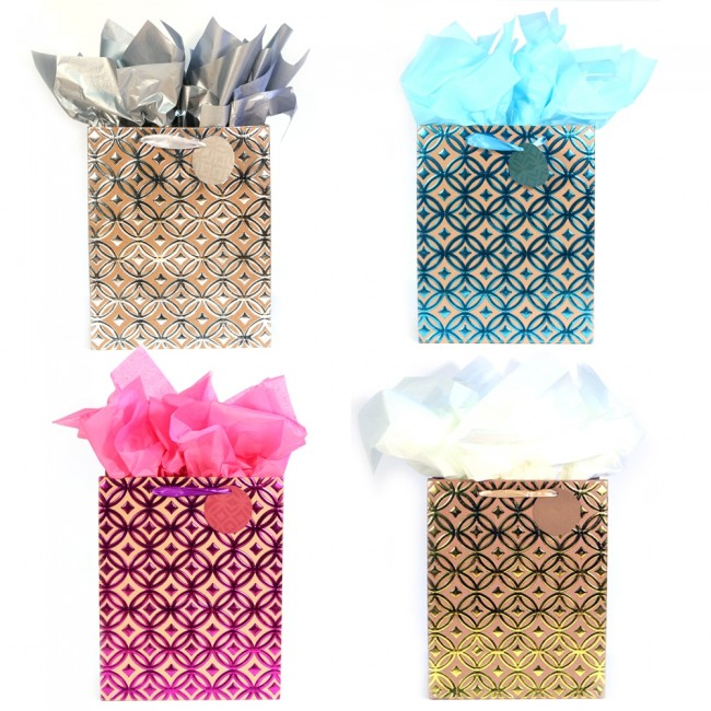 ... Gift Bags · Zoom  sc 1 st  Glitzzie & FLOMO Large