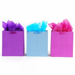 iColoris Grande Diamond Sparkle Glowing Gift Bags