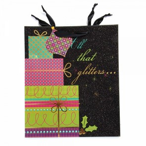 iColoris Grande All That Glitters Christmas Gift Bags