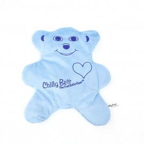 Chilly Bear the Feel Better Bear - Blue