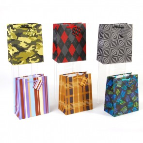 Geometric Bag - Assorted Designs