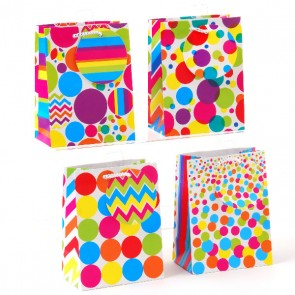Small Dots Mania Gift Bags