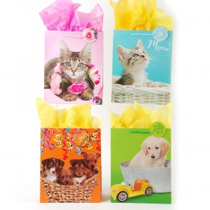 """Large """"Baby Pets"""" Gift Bags by FLOMO"""