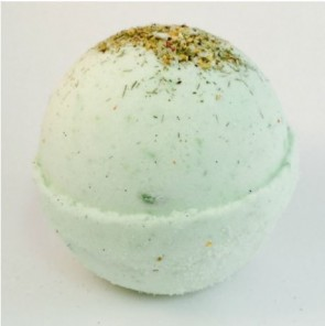 Bath Bomb Boot Camp Green Tea Bath Bomb