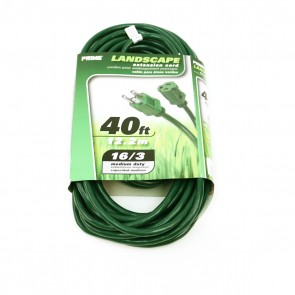 Lawn and Garden Extension Cord - 40ft