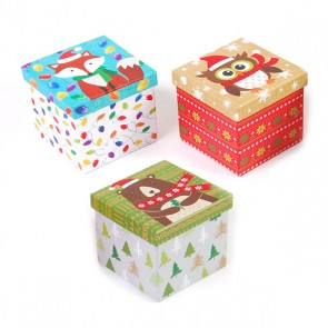 Christmas Square Box
