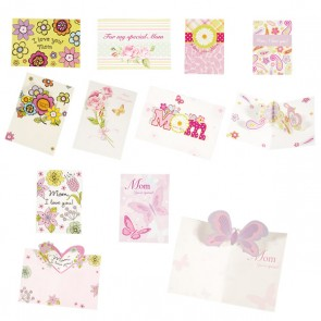 Pop Up Cards For A Special Mom with Envelopes