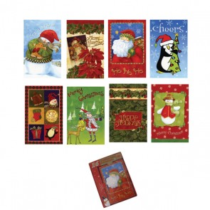 Christmas Cards - 16 ct