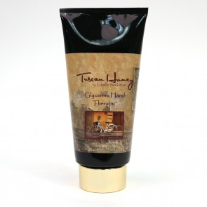 Glycerine Hand Therapy Tube - Tuscan Honey