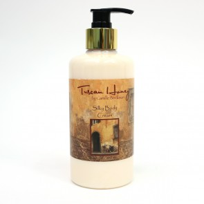 Silky Body Cream - Tuscan Honey