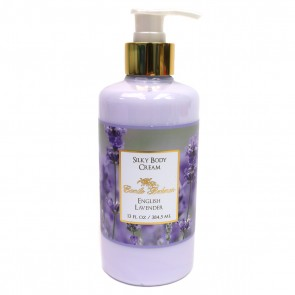 Silky Body Cream - English Lavender