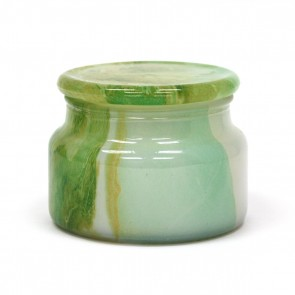 Jade Artesian Soy Candle by A Cheerful Giver
