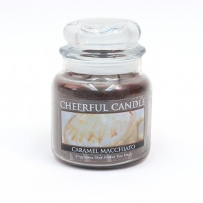 A Cheerful Giver Cheerful Candle - Caramel Macchiato