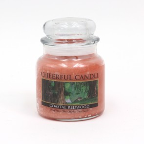 A Cheerful Giver Cheerful Candle - Coastal Redwood