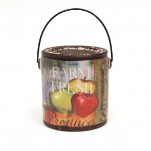 A Cheerful Giver Farm Fresh Candle - Juicy Apple
