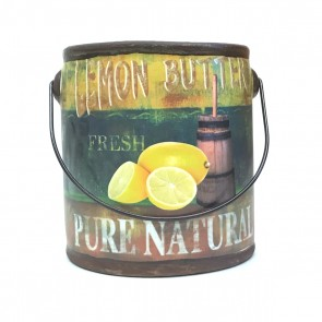 Lemon Butter Farm Fresh Candle by A Cheerful Giver
