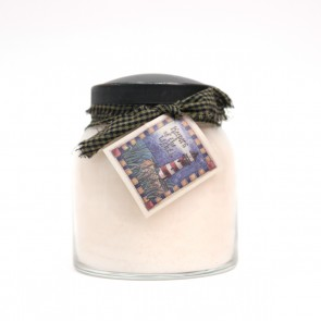 A Cheerful Giver Papa Jar Candle - Cashmere