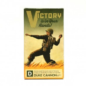 Big Ass Brick of Soap - Victory by Duke Cannon Supply Co.