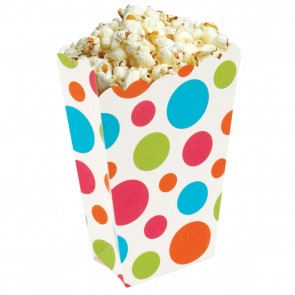 Polka Dot Treat Containers