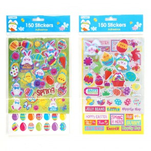 Easter Stickers - Assorted