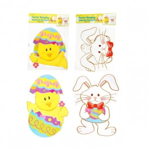 FLOMO Jointed Easter Cutout