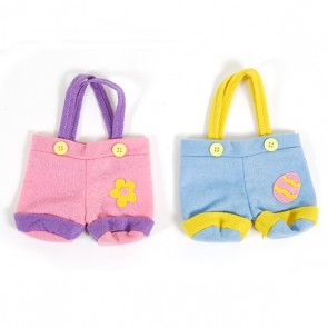 FLOMO Easter Shorts Felt Bag