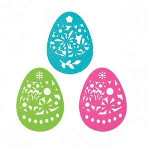 Easter Egg Placemat - Assorted