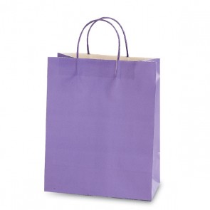 Euro Medium Purple Gift Bag