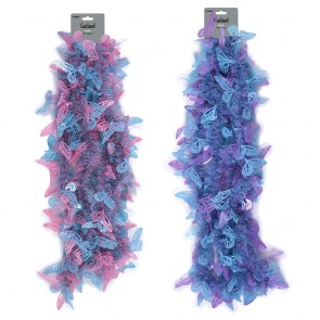 Easter Tinsel Butterfly Garland by FLOMO