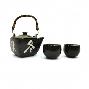 MIYA Shunka Moji Tea Set