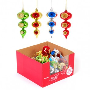 Retro Calabash Ornaments - Assorted