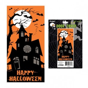 Halloween Door Cover