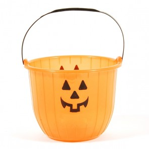 FLOMO Halloween Pumpkin Treat Bucket