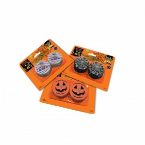 FLOMO Halloween LED Tea Lights