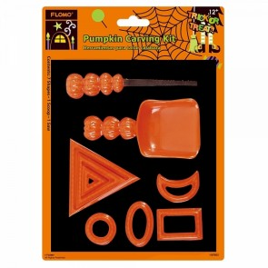 FLOMO Halloween Pumpkin Carving Kit