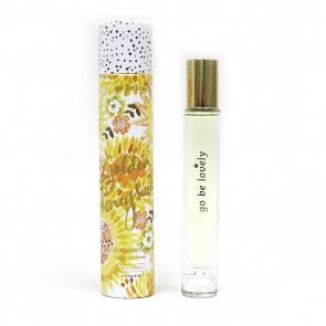 Go Be Lovely Rollerball Perfume - Golden Honeysuckle by Illume