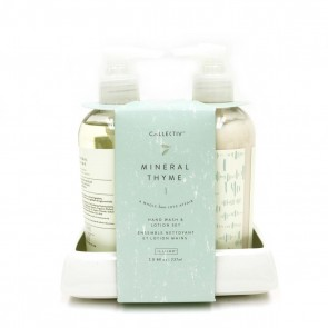 Mineral Thyme COLLECTIV Caddy Set by Illume
