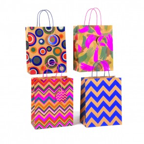Trendy Hot Stamp Bag - Assorted Designs