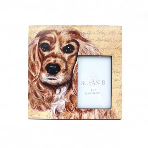 Cocker Spaniel Dog Frame